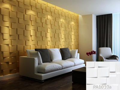 Flexible 3D Wall Tile
